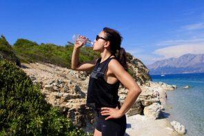 5 motivi per bere acqua