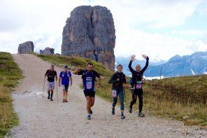 Delicious Trail Dolomiti: vince la bellezza