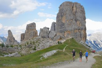 Delicious Trail Dolomiti - Foto Pierluigi Benini