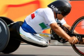 Alex Zanardi è oro nella crono a Rio