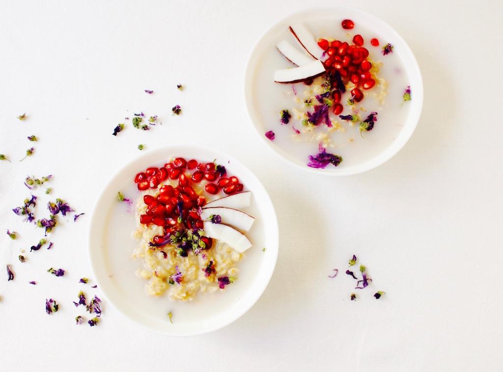porridge - Running Post