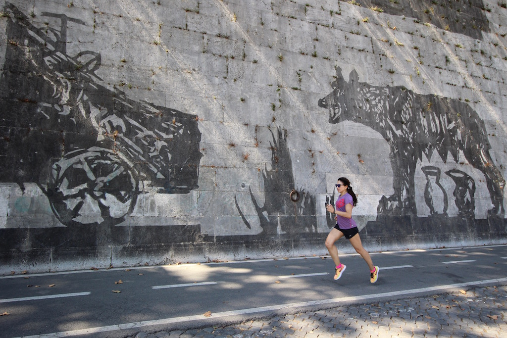 Trionfi e Lamenti di kentridge - foto Fabio Righetti per running post
