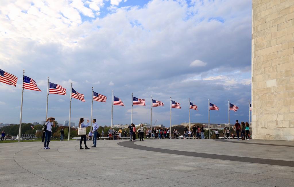 Washington Monument - Foto Gallini per Running Post