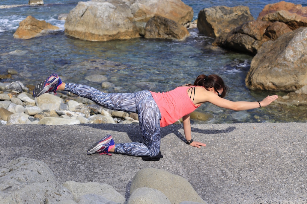 stretching - foto Running Post