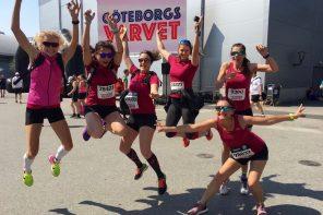 Che corsa la Göteborgsvarvet Half Marathon