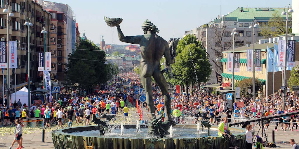 passaggio goteborg half marathon