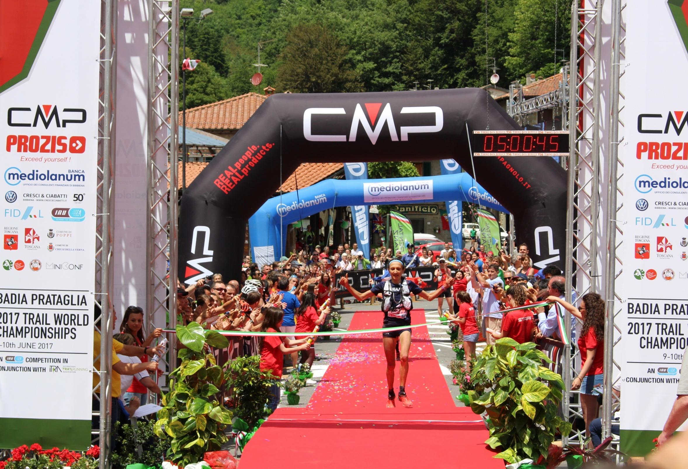 Trail World Championships - Running Post