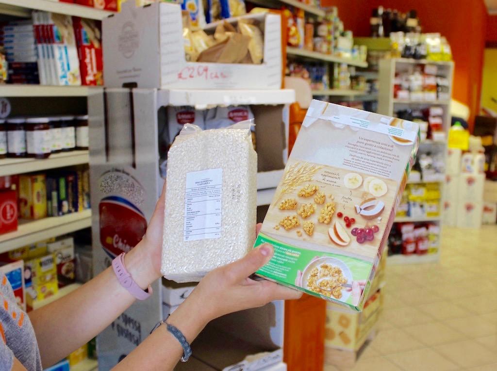 Etichettatura degli alimenti - Foto di Fabio Righetti per Running Post
