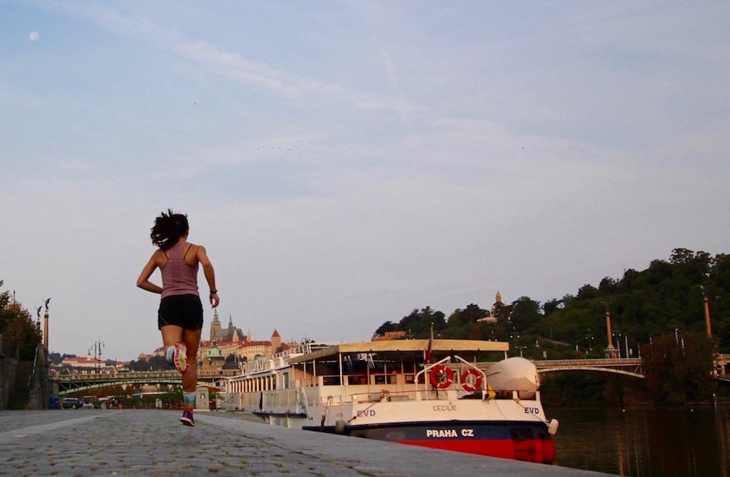 correre a Praga - foto Running Post