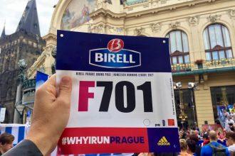Bielle Prague Grand Prix - Running Post