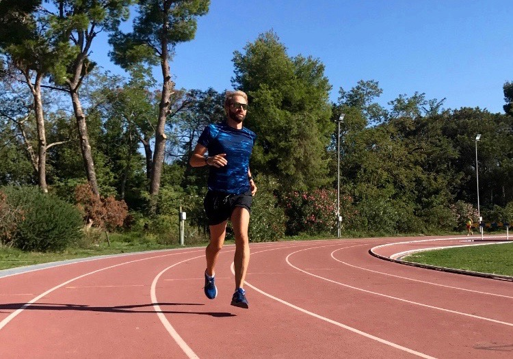 Massimiliano Rosolino - Running Post