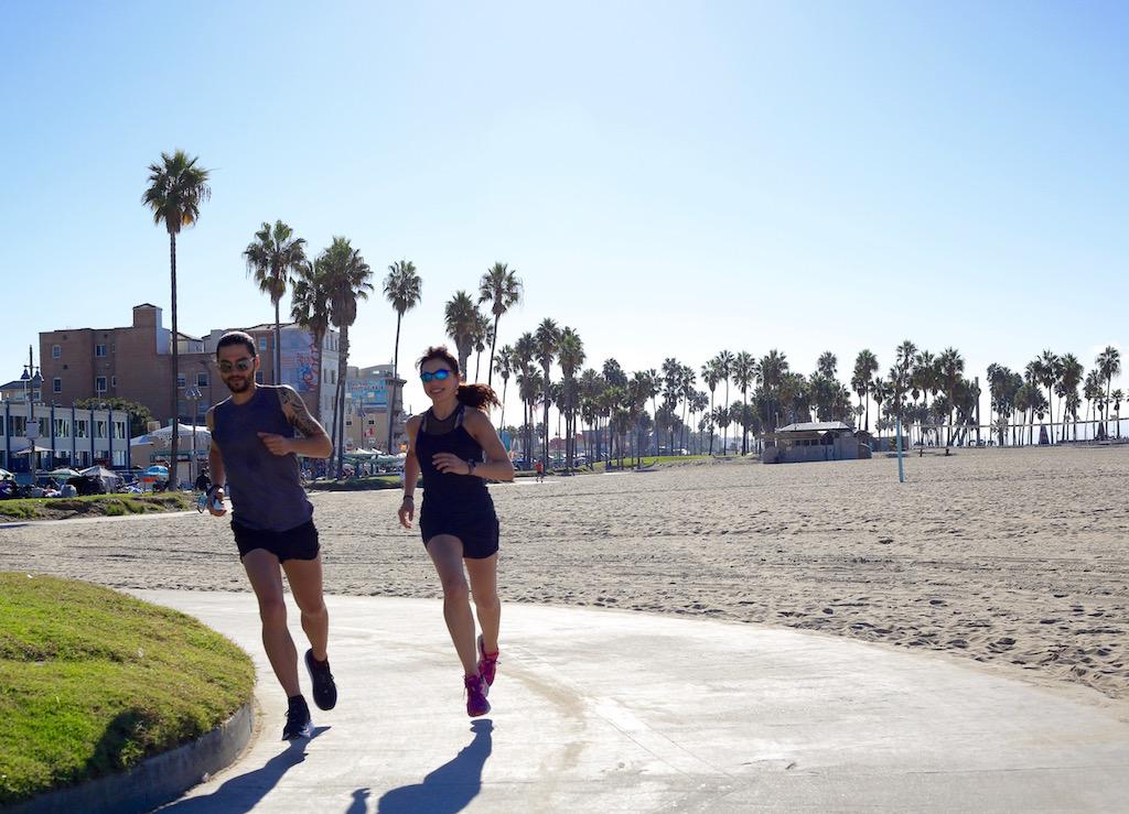 santa Monica - runningpost