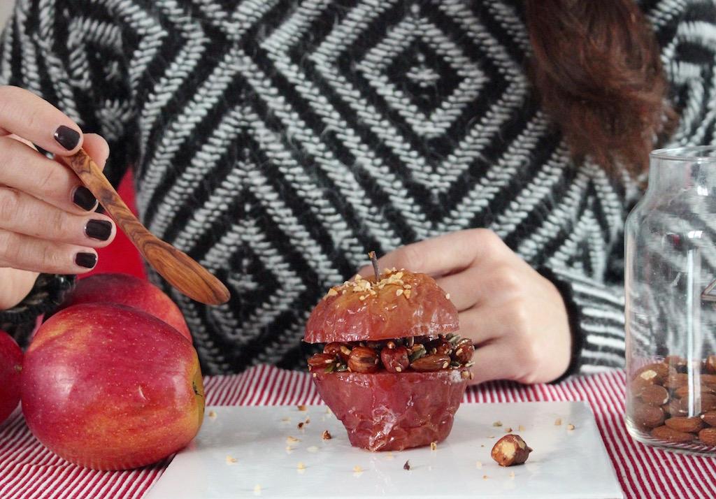 mele al forno - RUNNINGPOST