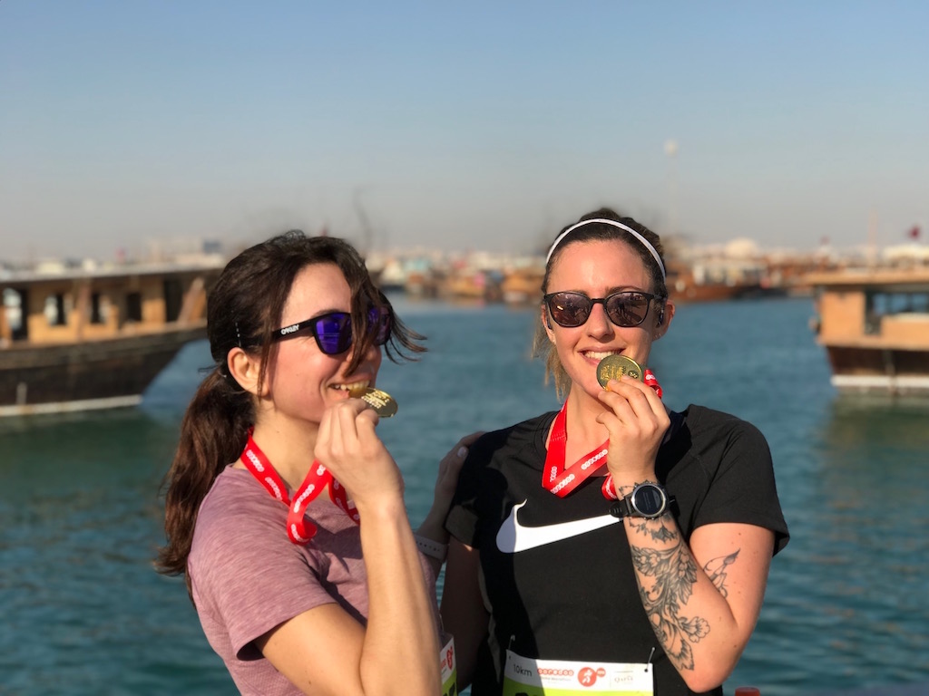 irene righetti e anne di bonjourdarling - foto runningpost