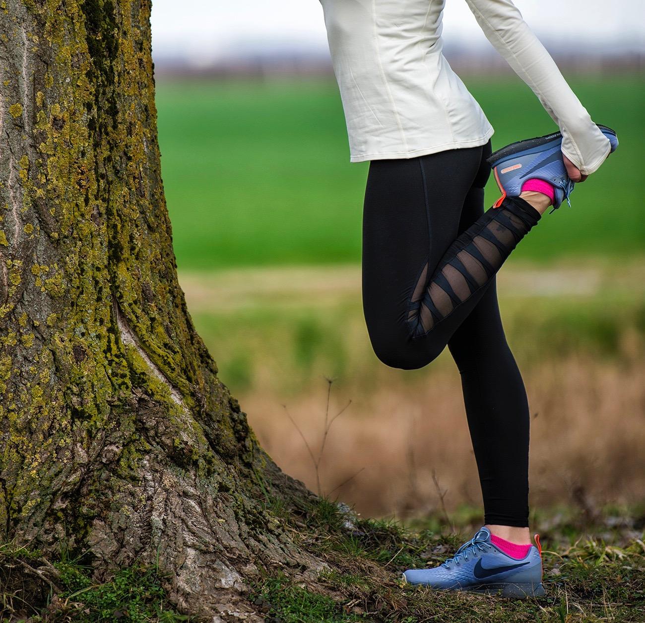 Irene Righetti si allunga - foto di Pierluigi Benini per Running post