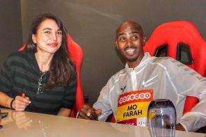 Mo Farah: obiettivo maratona