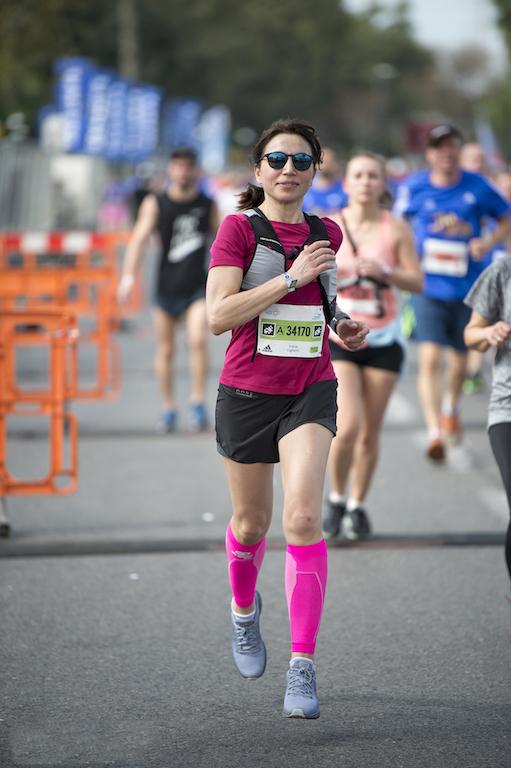 Irene Righetti alla Tel Aviv Samsung Marathon - Running Post