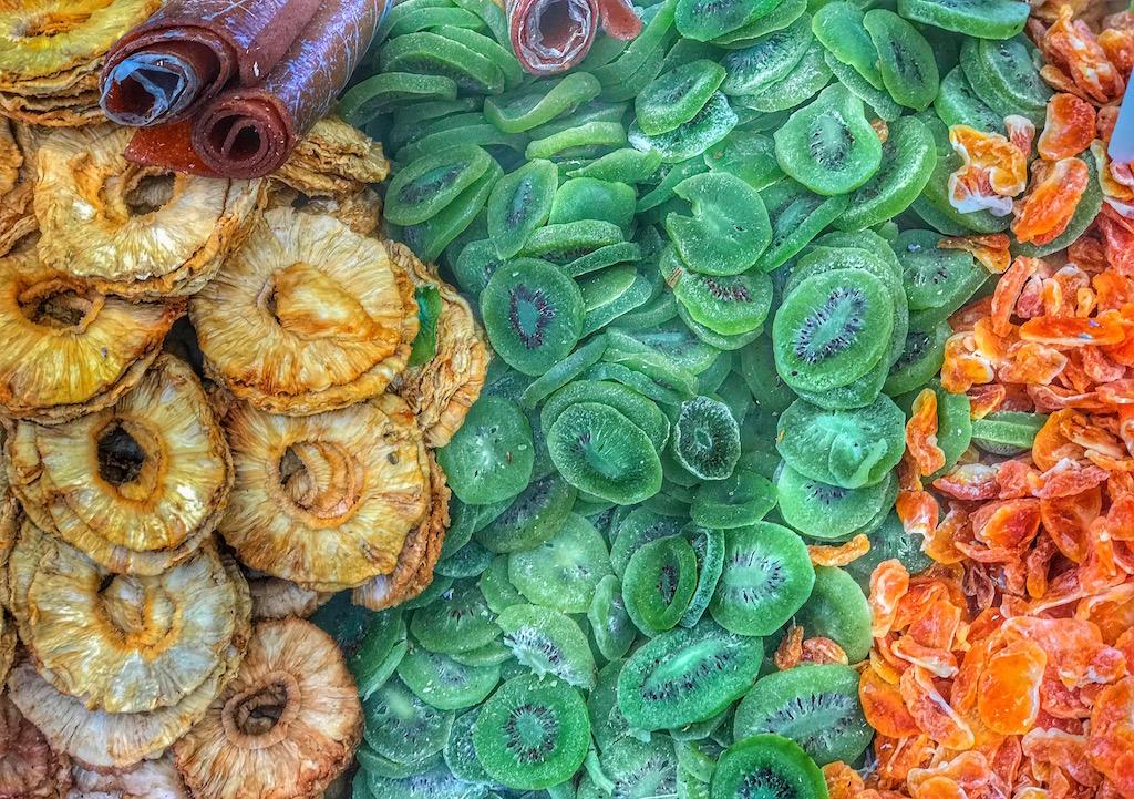 Carmel Market - foto Running Post