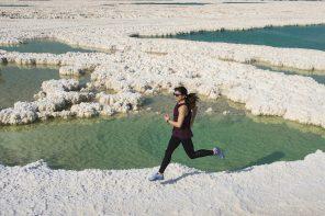Il mio viaggio di corsa in Israele