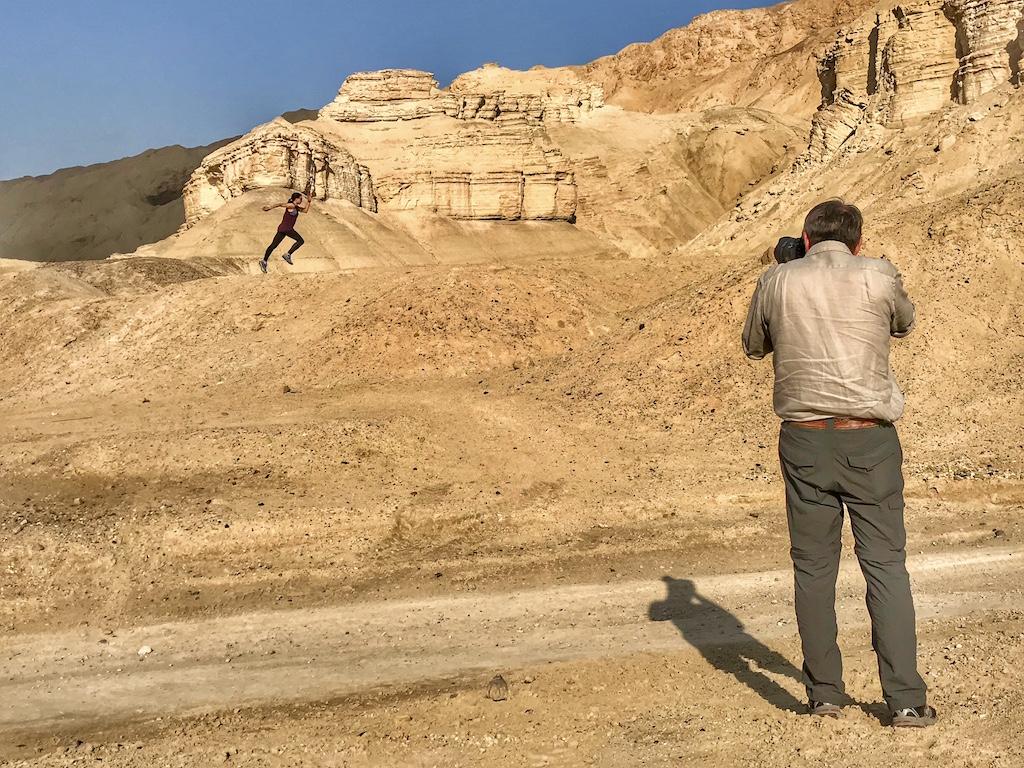 jeep safari in Israele - foto running Post