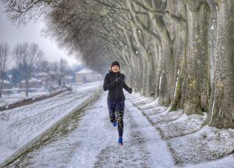 correre sulla neve - www.runningpost.it