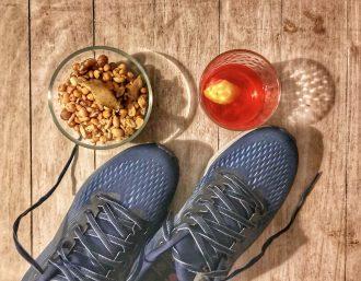 la corsa e lo spritz - foto Running Post