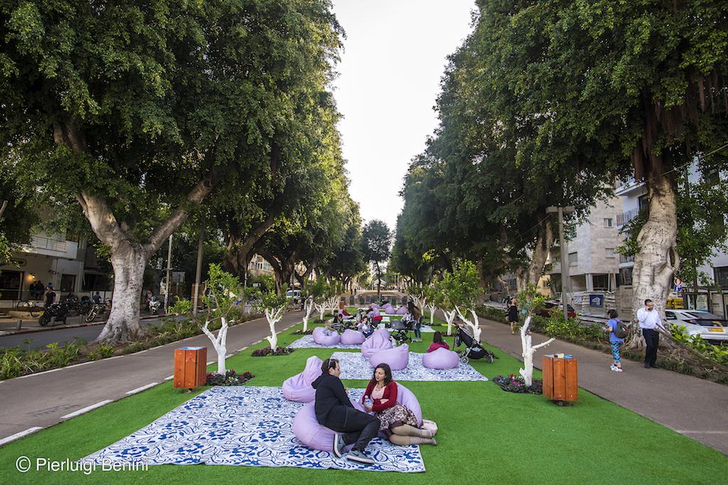 Tel Aviv - foto P. Benini per Running Post