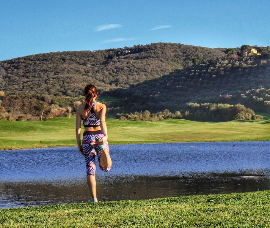 ARGENTARIO GOLF RESORT - FOTO RUNNING POST