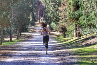 Pineta Duna Feniglia - Foto Gallini per Running Post
