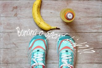 banana VS sport drink