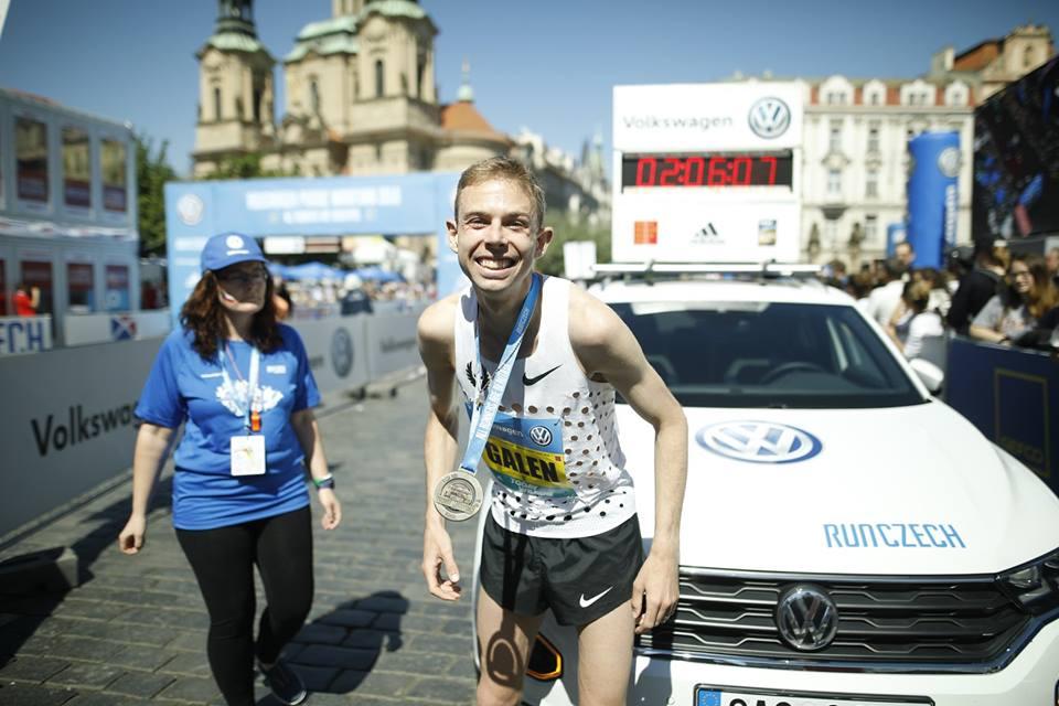praga marathon con il vincitore Galen Rupp - Foto Run Czech - Running Post