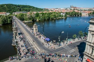 Prague Marathon - Foto Run Czech - running post
