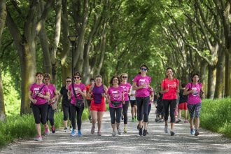 Lierac Beauty Run - Foto di Pierluigi Benini per running Post