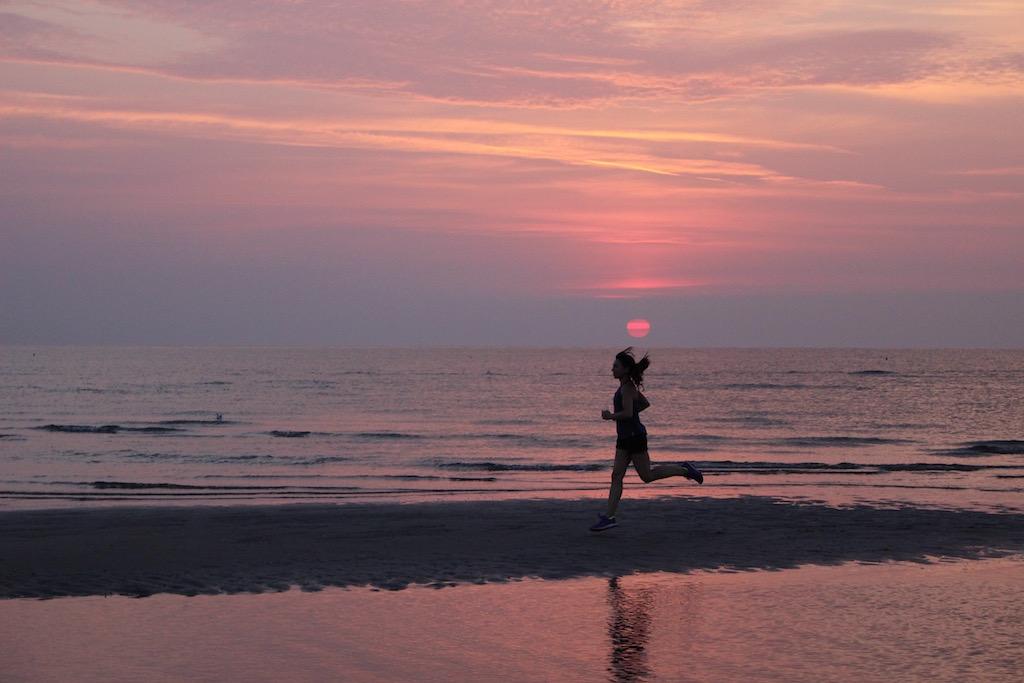 Correre all'alba - foto Silvia Righetti