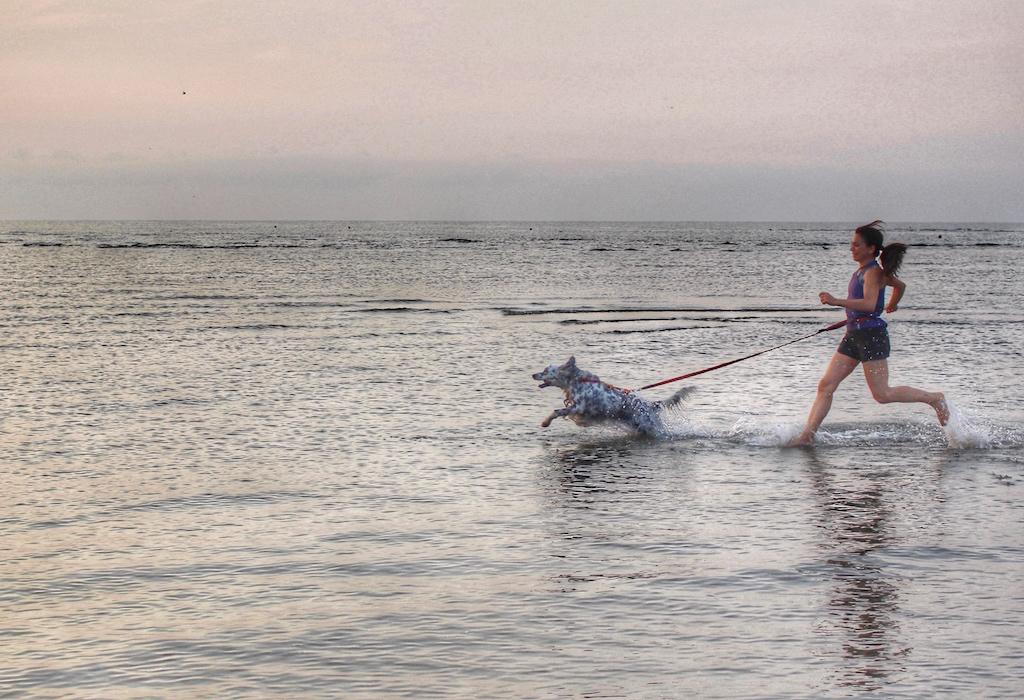 Correre col cane - Foto Silvia Righetti per Running Post