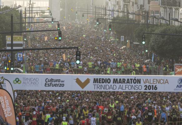 Valencia Half Marathon
