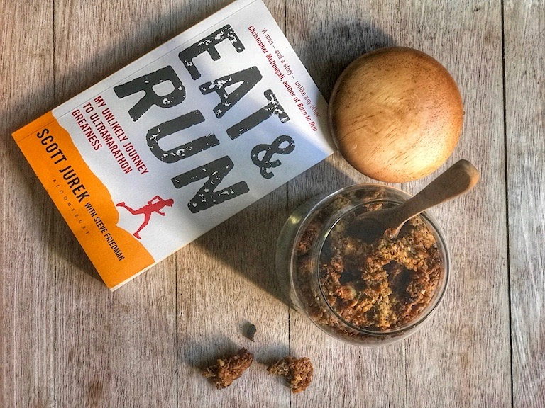 eat and run by scott jurek - RUNNING POST
