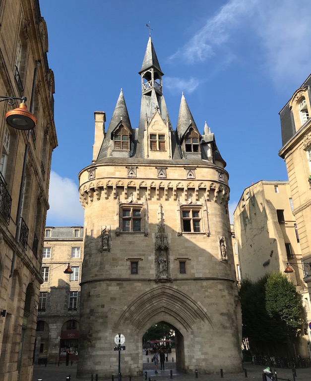 Grosse Cloche, Bordeaux - Foto Running Post
