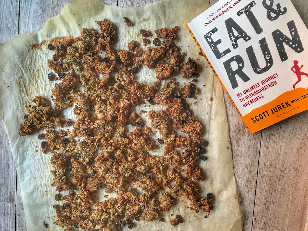 Eat and Run by Scott Jurek - www.runningpost.it