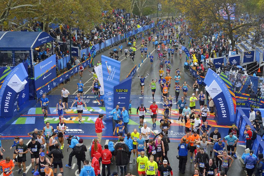 TCS NEW YORK CITY MARATHON - FOTO P. BENINI PER WWW.RUNNINGPOST.IT