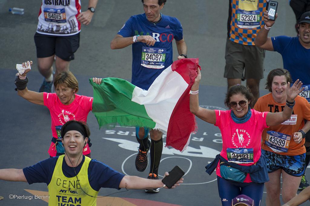 Maratona di New York 2018 - Foto P. Benini per Running Post
