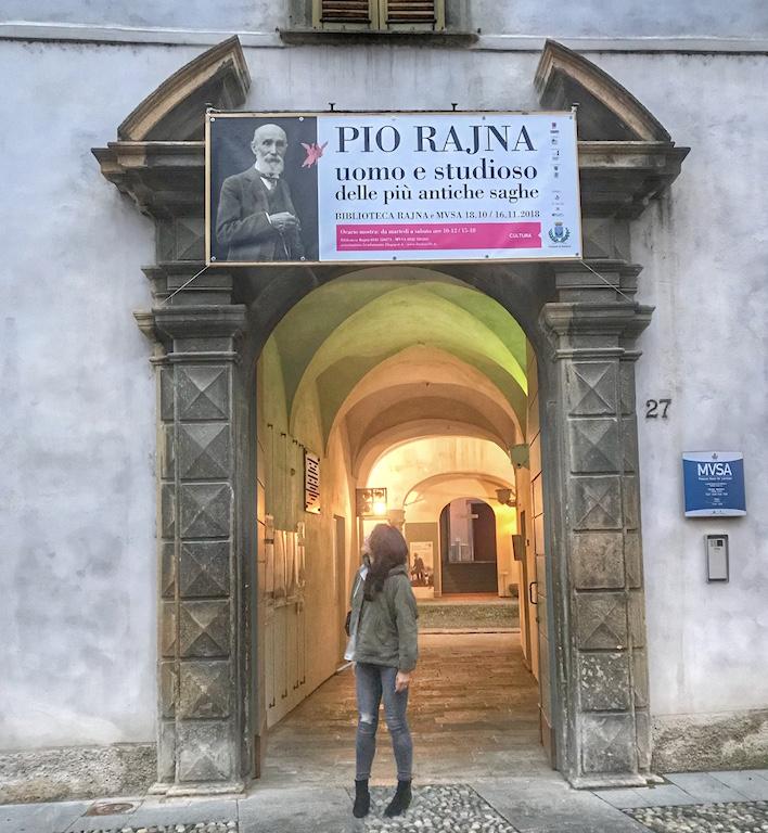 MUSEO VALTELLINESE DI STORIA E ARTE - RUNNING POST