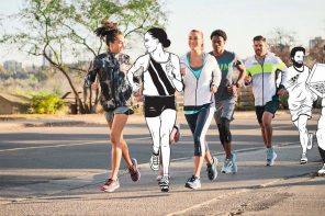 Brooks: cercasi runners felici