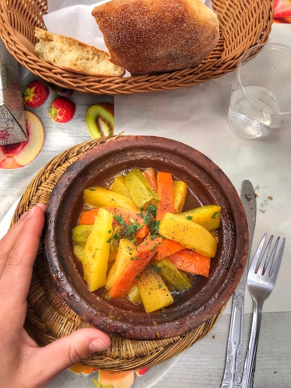 tajine di verdure - www.runningpost.it