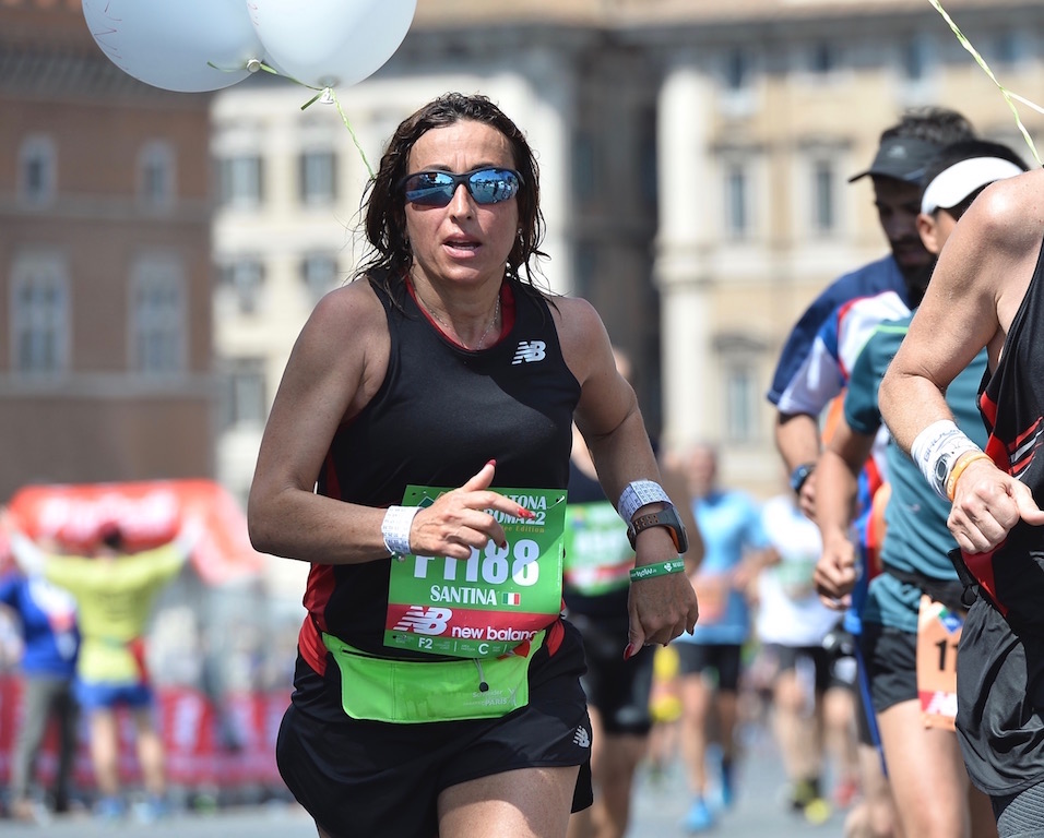 Santina Gallorini - www.runningpost.it