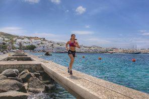 Viaggio di corsa a Mykonos
