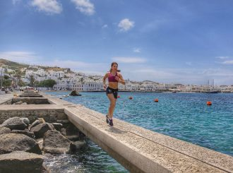 mykonos - www.runningpost.it by Irene Righetti