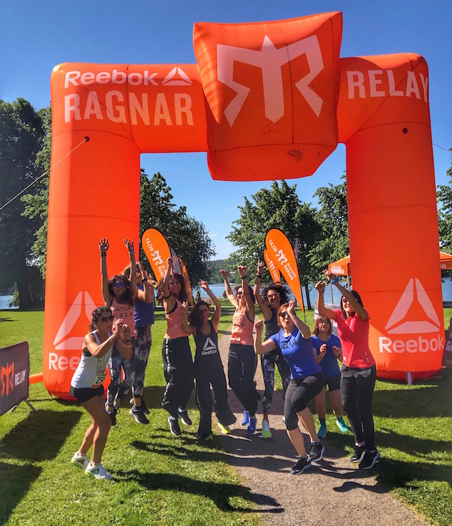 REEBOK RAGNAR RELAY - WWW.RUNNINGPOST.IT