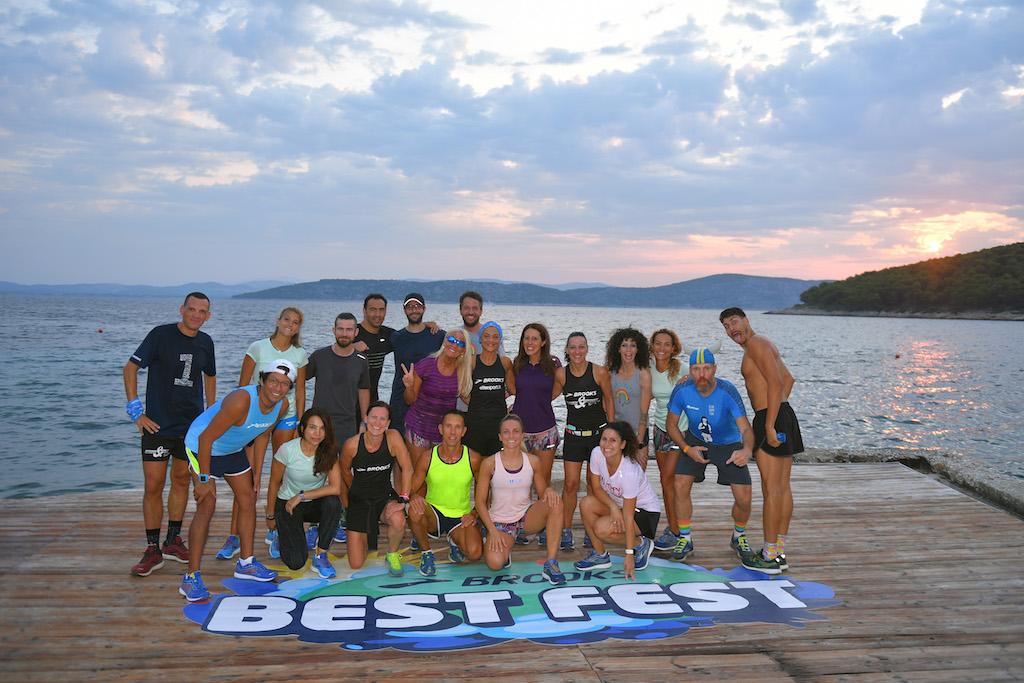 Ecco il Run Happy Team italiano - Brooks Best Fest - Running Post