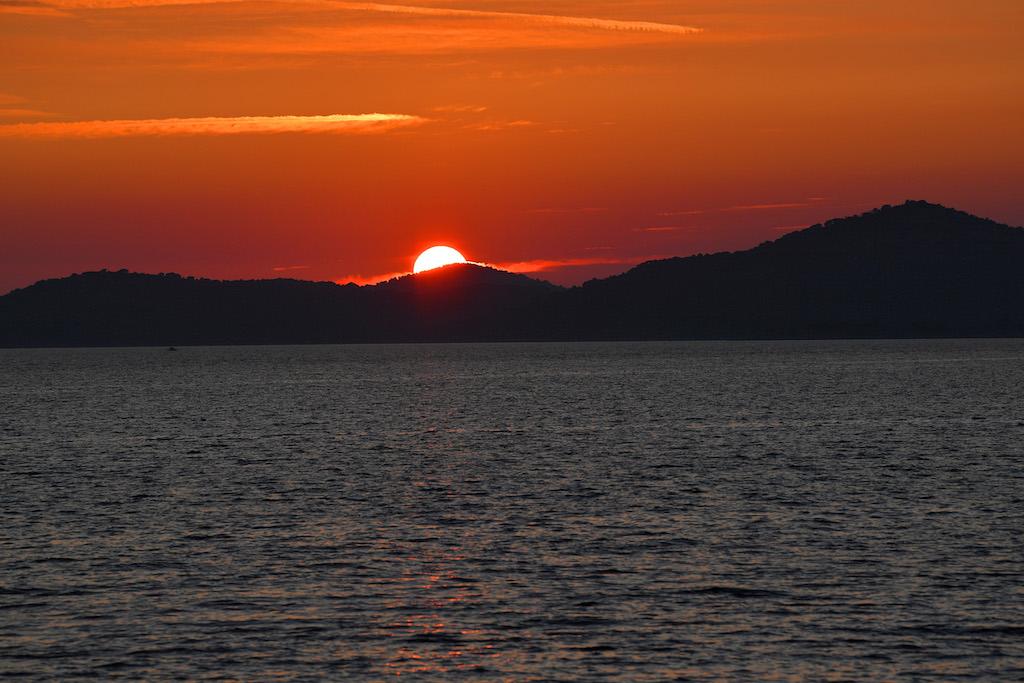 OBONJAN ISLAND, CROATIA